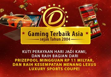 dafabet casino promosi